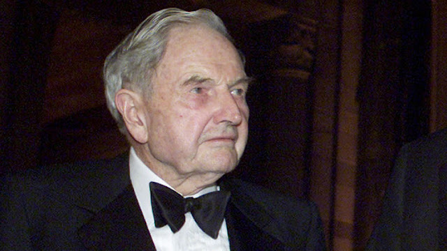 ¿Qué sucederá con la herencia David Rockefeller?