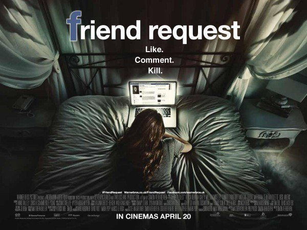 Friend Request / Unfriend (2016) tainies online oipeirates