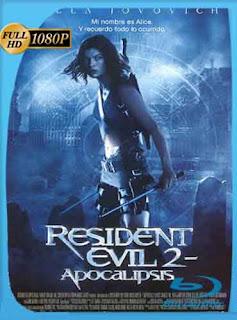 Resident Evil 2  2004 HD [1080p] Latino [Mega] dizonHD