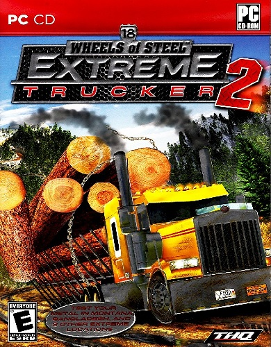 18 wheels  - Download 18 Wheels of Steel: Extreme Trucker 2 For PC