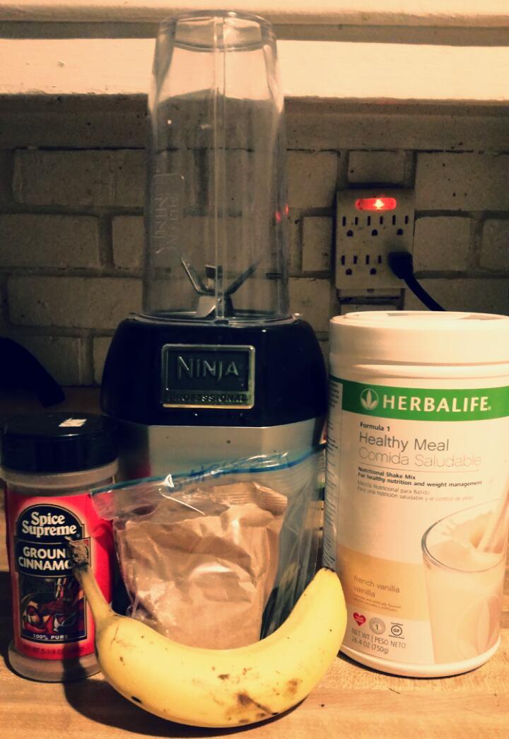 Herbalife 21 Day Shake Challenge - Day 2