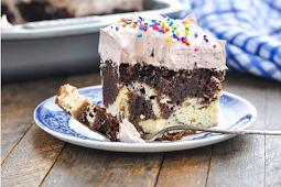 Easy Chocolate Italian Love Cake #recipe #desserts