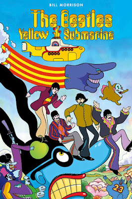 Novela gráfica Beatles YellowSubmarine