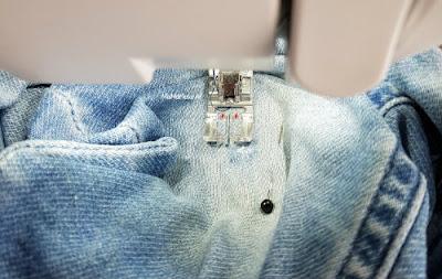 reparatie jeans