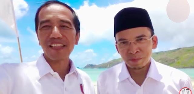 Dibully Dukung Jokowi, TGB: Itu Risiko