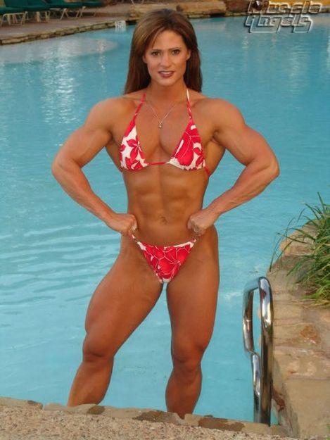 Female Bodybuilder Jody May