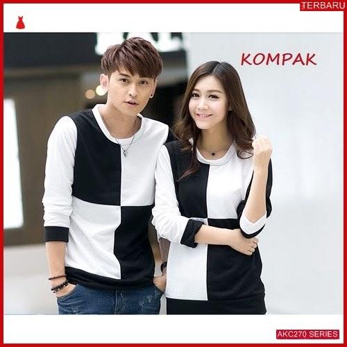 AKC270S80 Sweater Couple Catur Anak 270S80 Pasangan BMGShop
