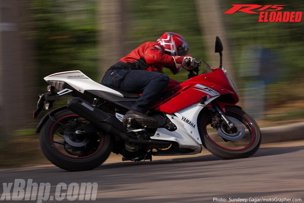 Indian Sports Bike Yamaha R15 V2 0