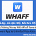 Whaff Rewards App - Join Upto .50$ + Refer Earn .30$ - [With Proof]
