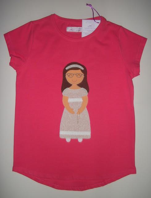 camiseta comunion