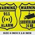 Larm och övervakning i husbilen