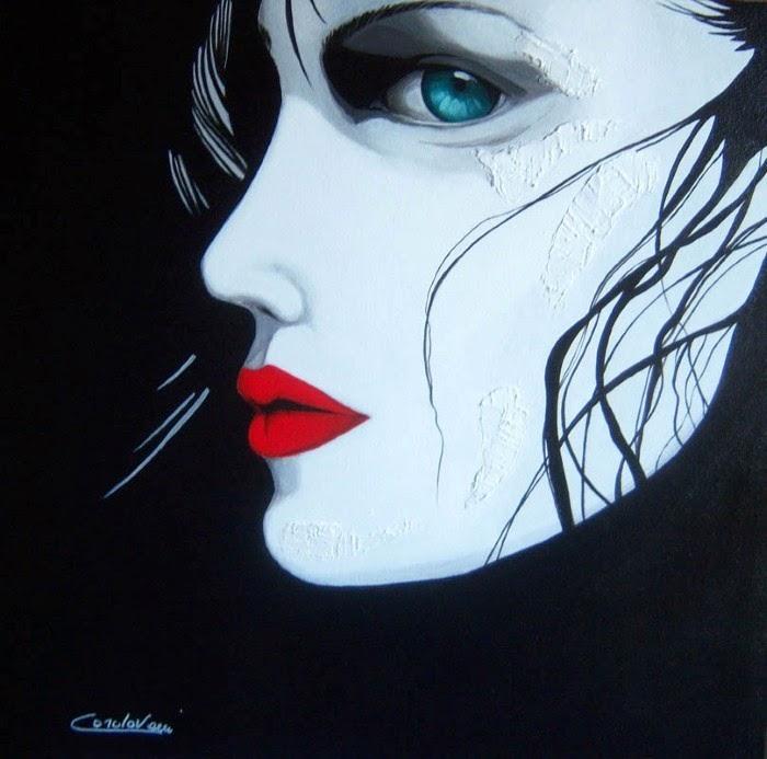 Женский образ. Gioia Cordovani