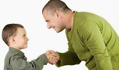 Ajarkan 4 Hal Ini Agar Anak Menjadi Pribadi Yang Kuat