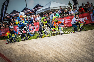 jamie harron belfast city bmx club at cyclopark kent 2018
