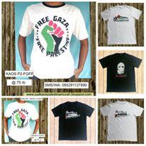 Vendor Kaos Palestina Online