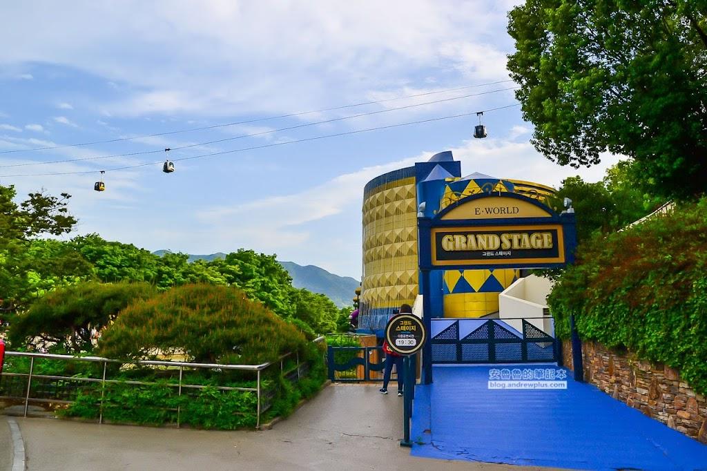 韓國大邱遊樂園,Eworld,夜間通票