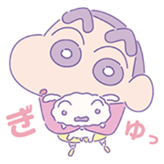 Crayon Shin-chan Dreamy Stickers