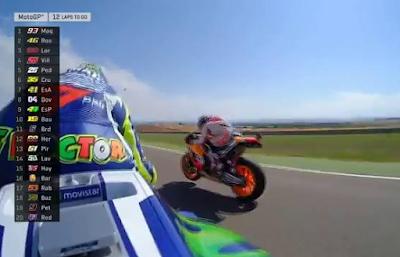 Klasemen Sementara MotoGP Usai GP Aragon, Spanyol 2016