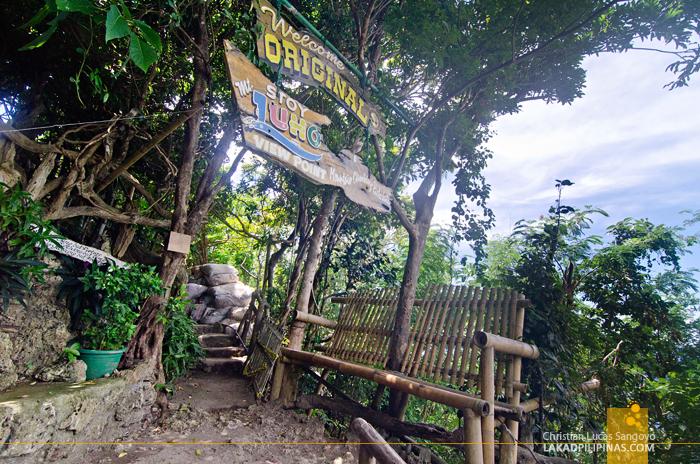 Mount Luho View Deck Boracay Original