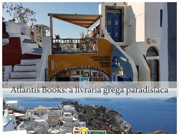 Roteiro literário: Livraria com vista paradisíaca e caverna recheada, na Grécia