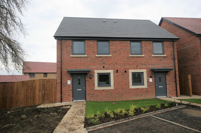 Harrogate Property News - 2 bed semi-detached house for sale Cautley Drive, Killinghall, Harrogate HG3