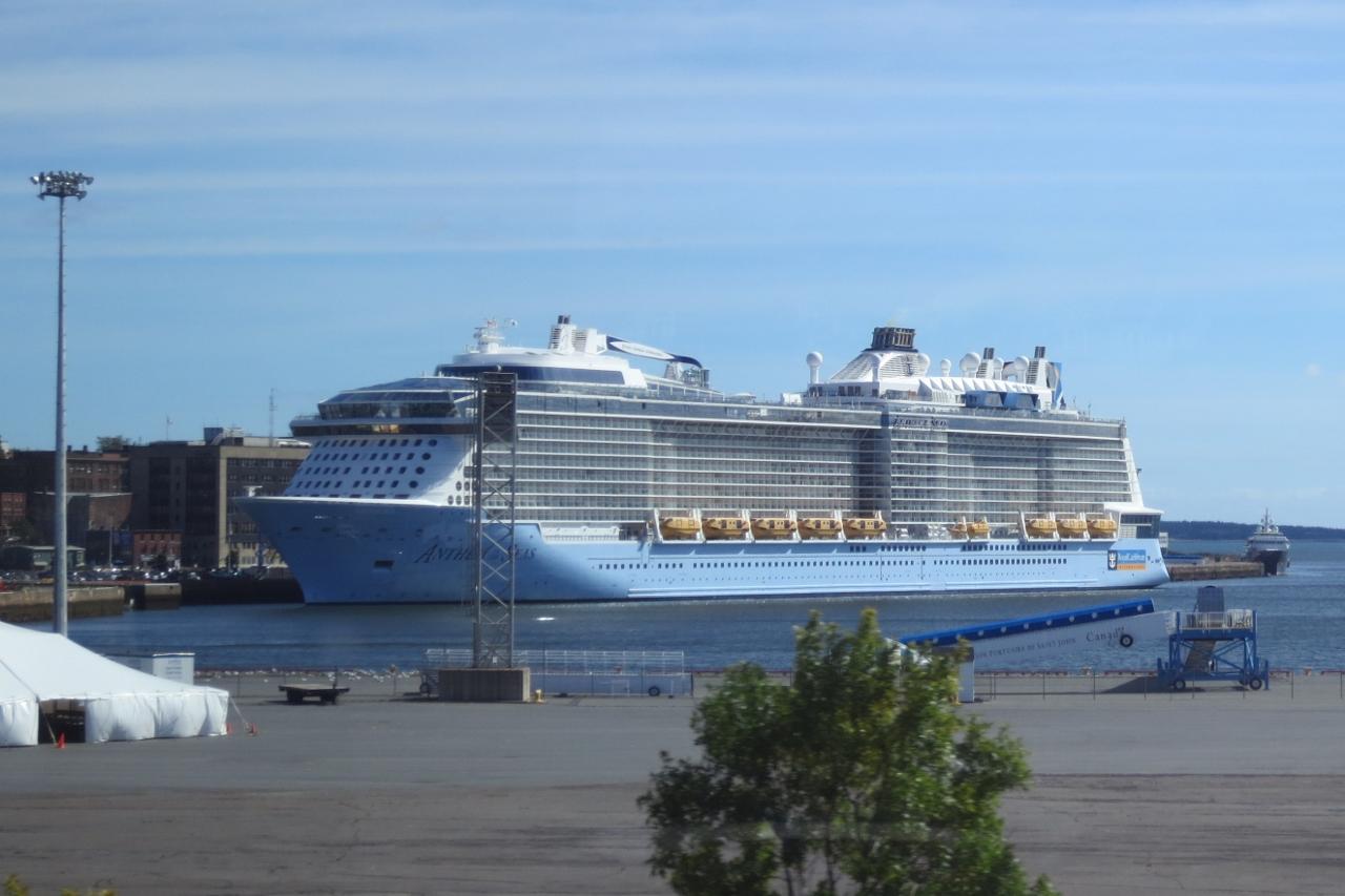 Canada Amp New England Cruise Blog