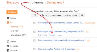 Cara meningkatkan trafik blog dengan pengunjung organik