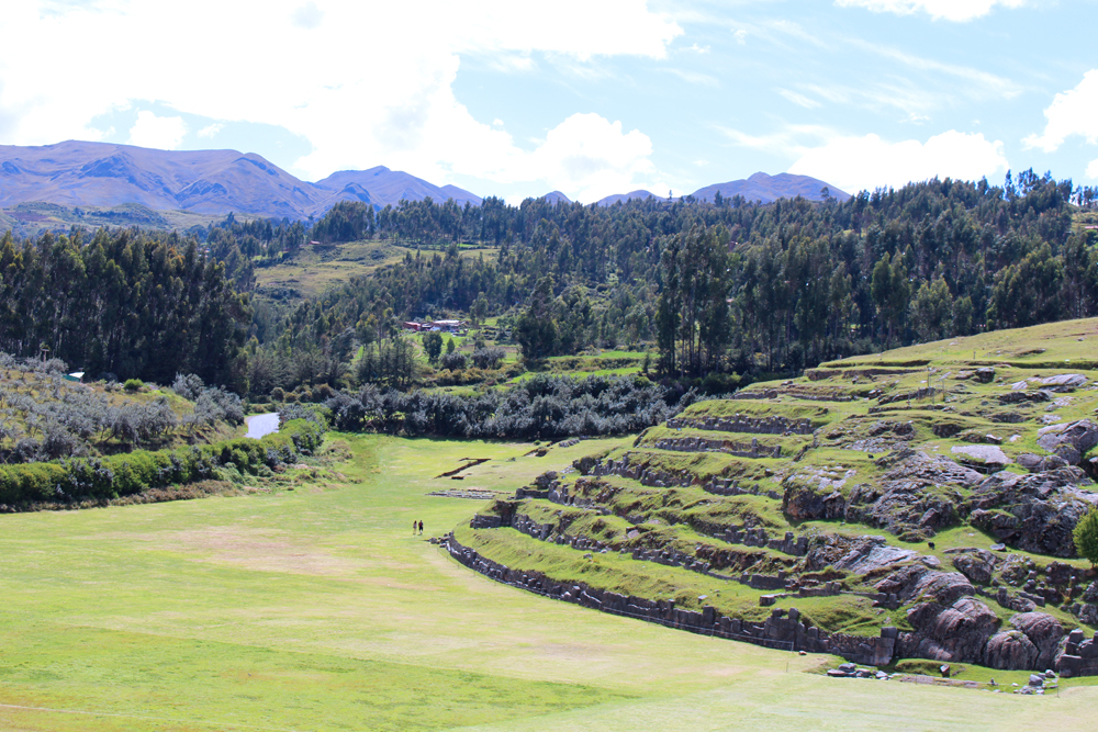 Saqsaywaman at in Cusco, Peru - lifestyle & travel blog