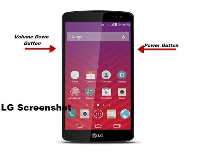 screenshot di semua android