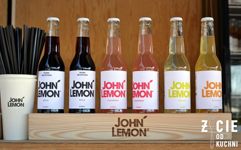 john lemon, lemoniada, street food, food truck, zycie od kuchni