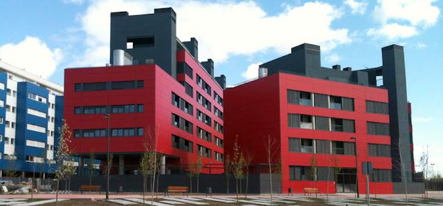 Fachada tecnológica,Fachada ventilada panel fenólico, Arquitectura Singular, El hábito de hacer las cosas bien, Cipres SL