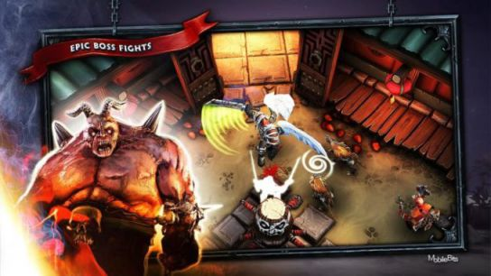 Game Action RPG Android Online