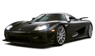 Mobil Fast Five paling keren Koenigsegg CCX Edition