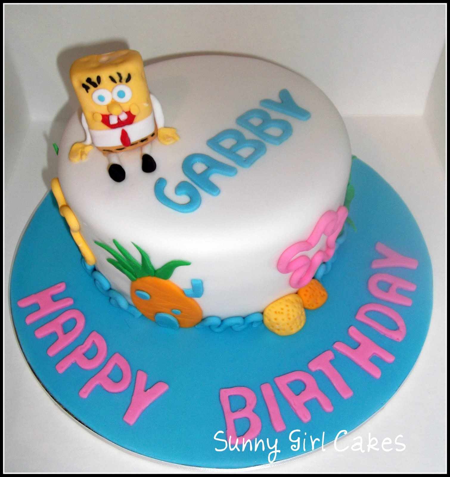 Allergy Free Cakes