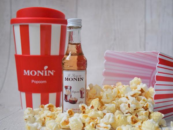 Lifestyle | Popcorn Lattes with MONIN