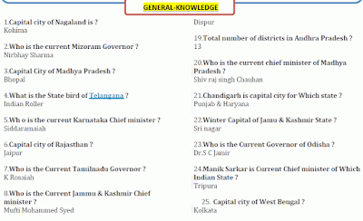 General knowledge questions and answers pdf free