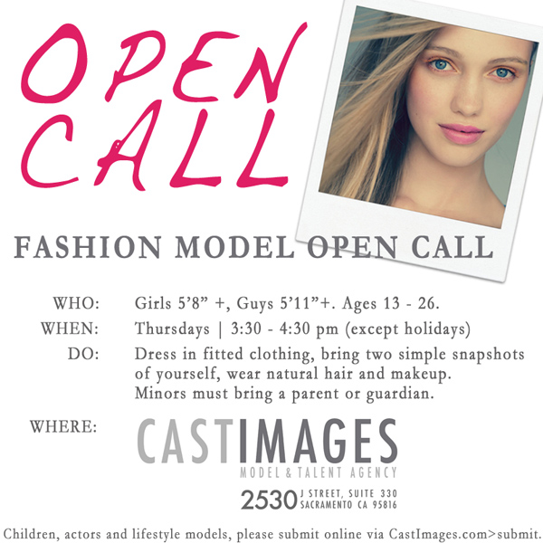 Cast Images - Open Call