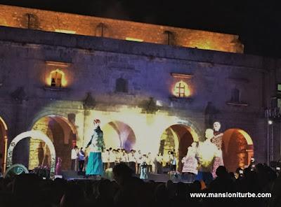 """Las Mojigangas de Pátzcuaro en """"K'uinchekua"""" La Fiesta Grande de Michoacán"""