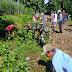 Perlancar Saluran Air, Babinsa Kalisemut Bersama Warga Karya Bakti Bersama