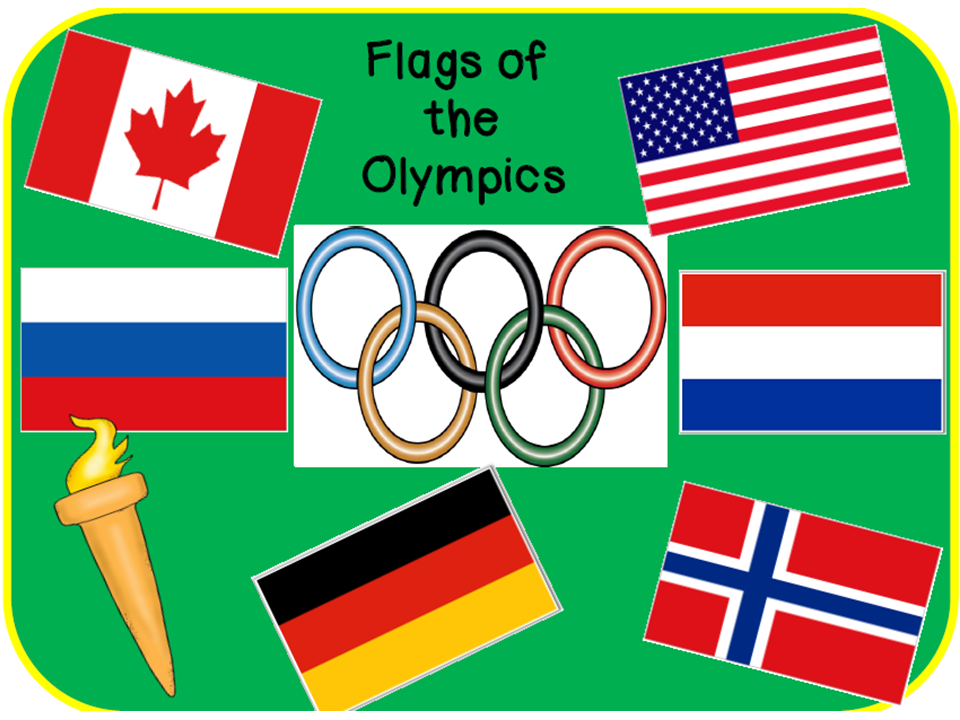 http://www.teacherspayteachers.com/Product/Flags-of-the-Olympics-1121690