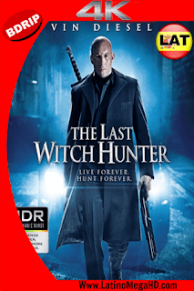 El Ultimo Cazador De Brujas (2015) Latino Ultra HD BDRIP 4K 2160p - 2015
