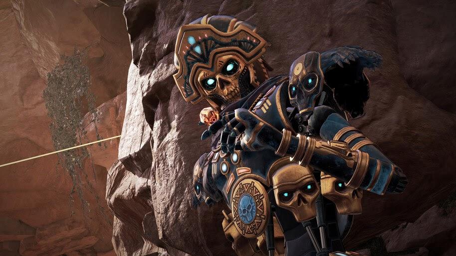 Apex Legends, Revenant, Relic of Death, 4K, #3.2335