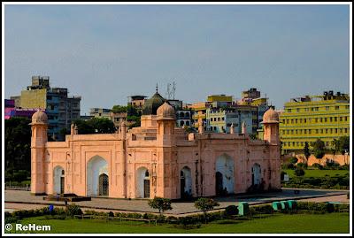 Lalbagh Fort in old Dhaka, Old Dhaka, Trip Navigation Bangladesh