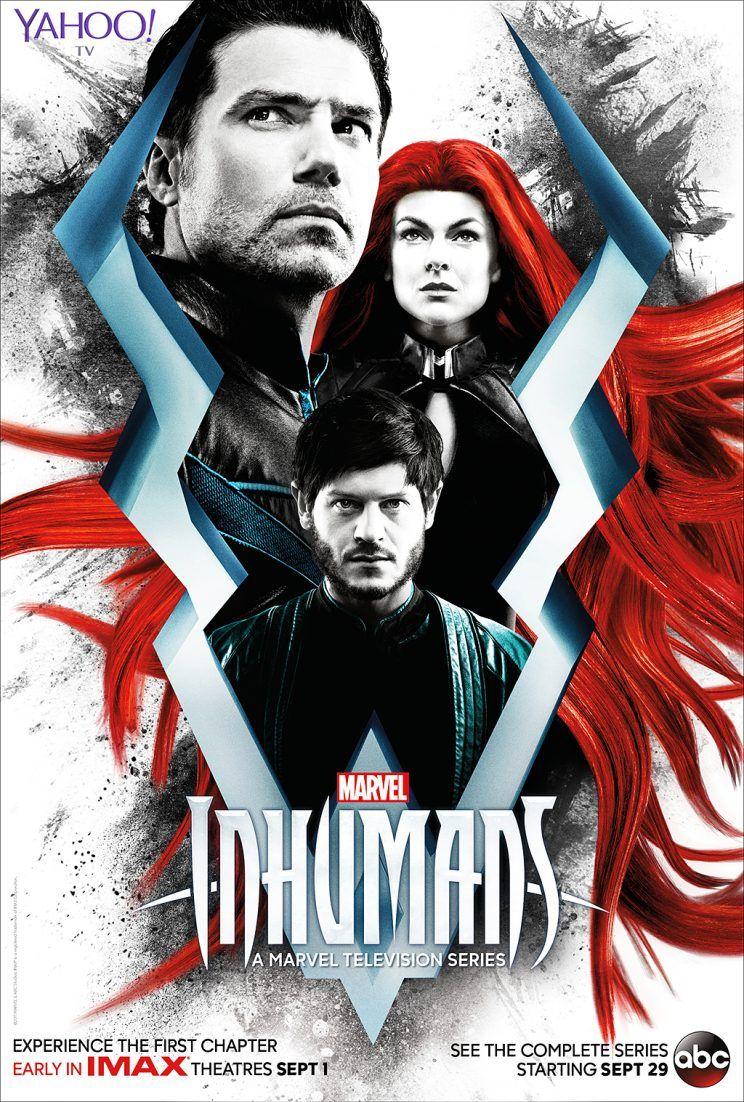 Inhumans Temporada 1 Latino 720p