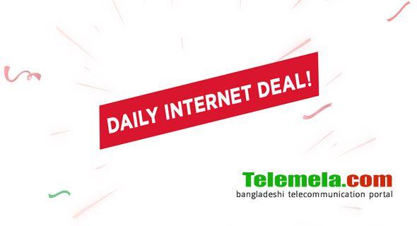 Robi Daily internet Pack