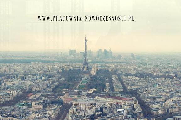 podróż po paryżu