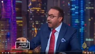 الاتجاه المعاكس- حراك الجزائر بين رئيس عاجز وجيش متربص