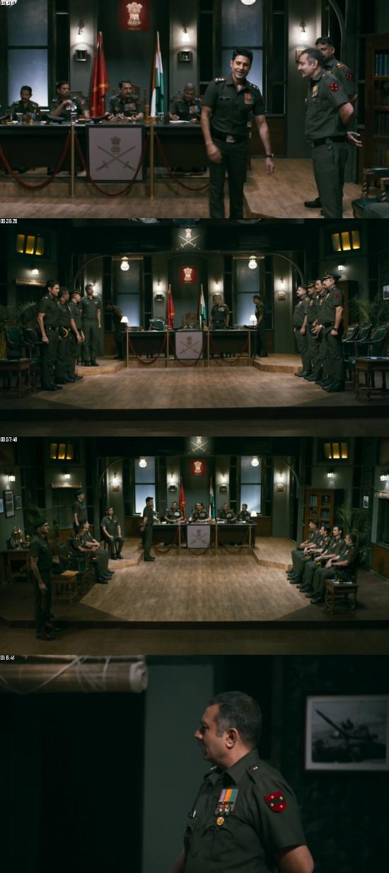 Court Martial 2020 Hindi 720p 480p WEB-DL x264 Full Movie