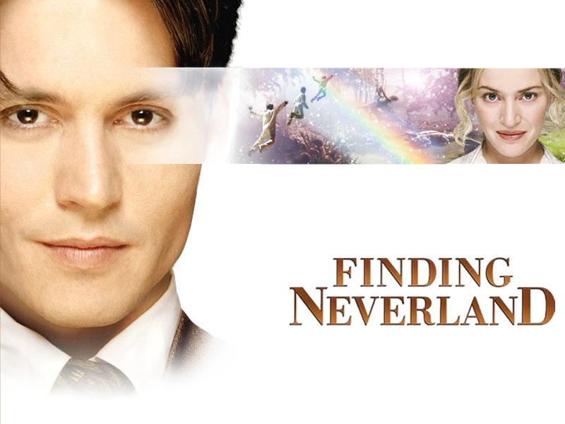 Passion for Movies: Finding Neverland - Magical Tale of A ...