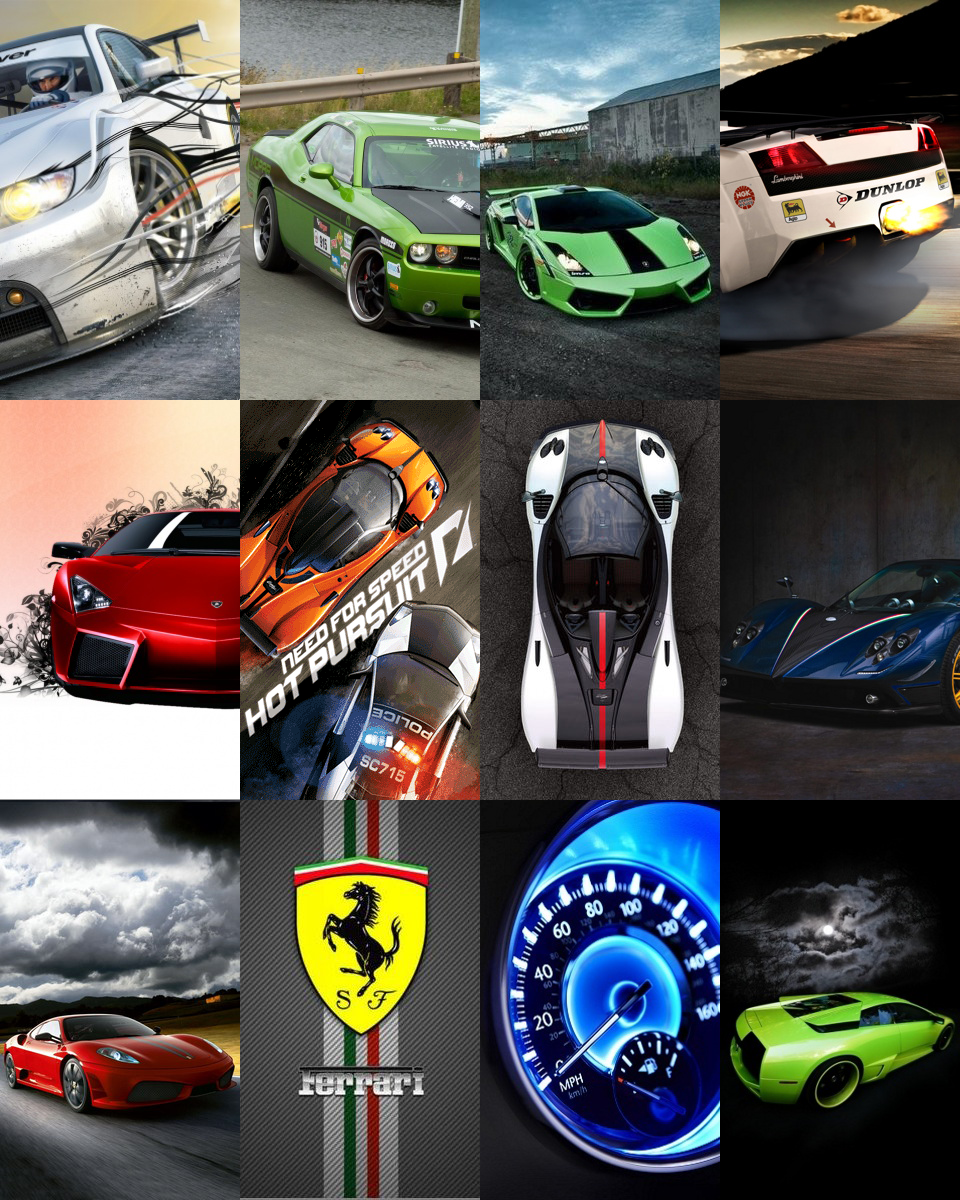 Cars Wallpapers 240x400  Hd Walls Pack